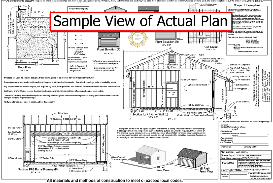 Architectural Cad Drawing Examples - Custom home plans